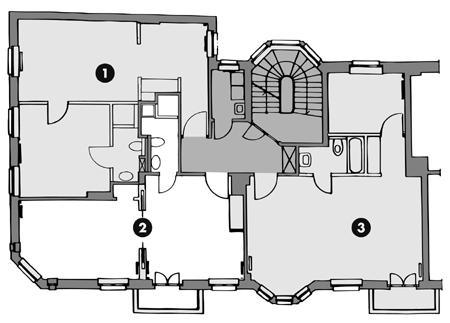 fleetinsel gaestewohnungen hamburg wohnung 2. Black Bedroom Furniture Sets. Home Design Ideas